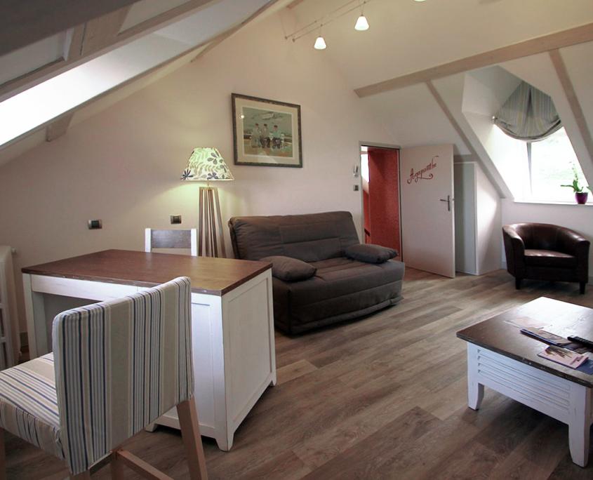 Habitación L'Agaphante - Domaine du Clos Fleuri