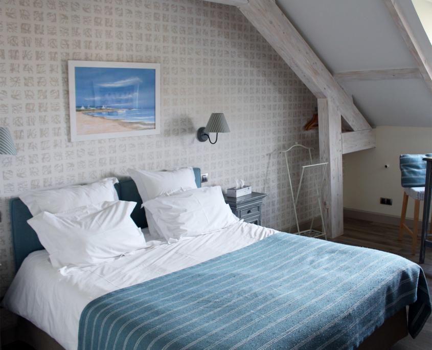 Guest room Le Port -Domaine du Clos Fleuri