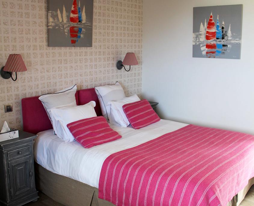 Guest room Les Voiles - Domaine du Clos Fleuri