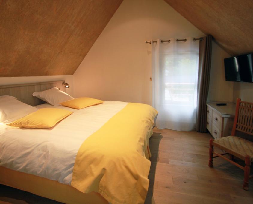 Chambre L'Atelier - Domaine du Clos Fleuri