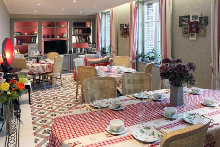 Desayuno - Domaine du Clos Fleuri