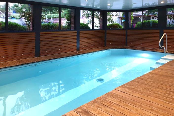 La piscine - Domaine du Clos Fleuri