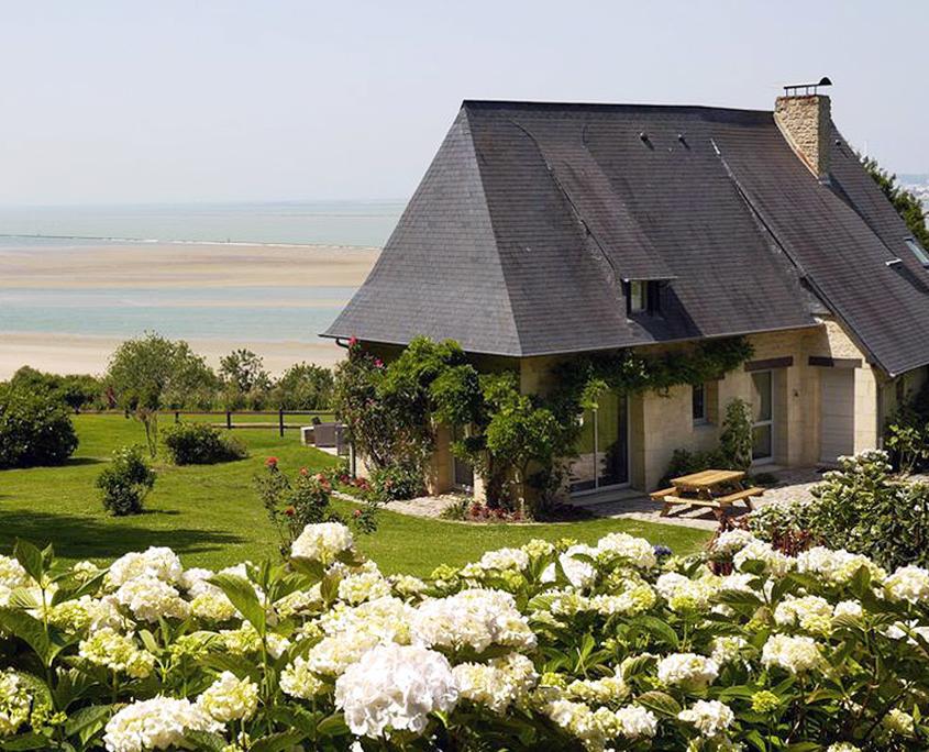 Gîte Les Hauts du Clos - Domaine du Clos Fleuri